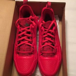 Adidas D lillard rose city